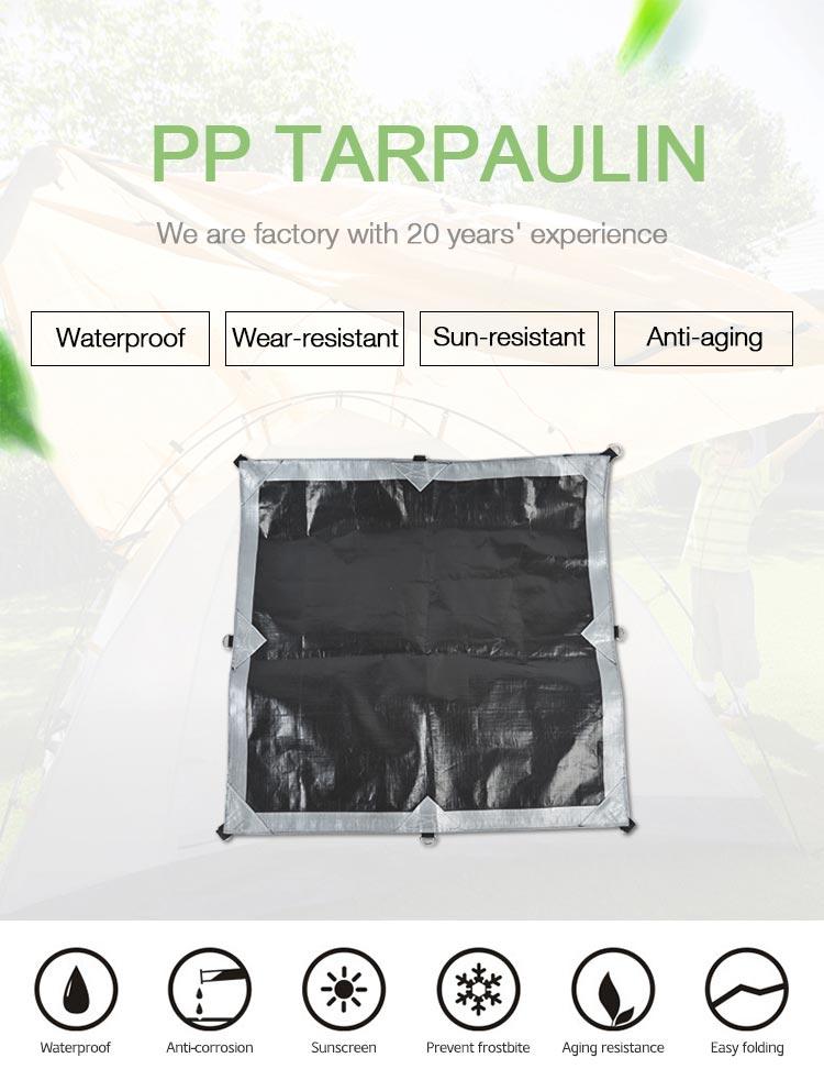Multi-Purpose PP Tarpaulin