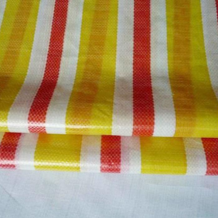 Stripe PE Tarpaulin