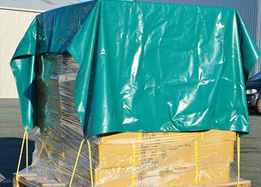 巧招教你南韩塑胶蓬布的防水处理办法及效果